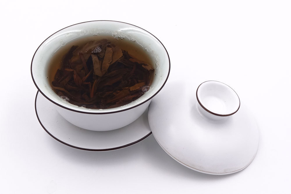 china yunnan pu erh tee