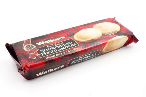Teegebäck, WALKERS Shortbread Highlander