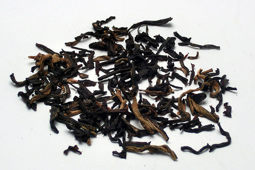 Schwarzer Tee, Golden Earl Grey, Assam